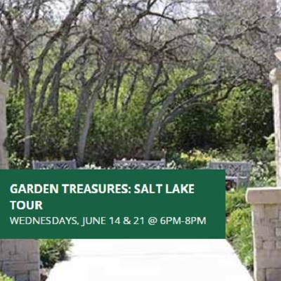 Garden Treasures: Salt Lake Tour