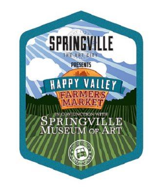 Happy Valley Farmers Market in Springville