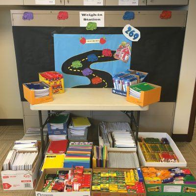 Host a School Supply Drive!