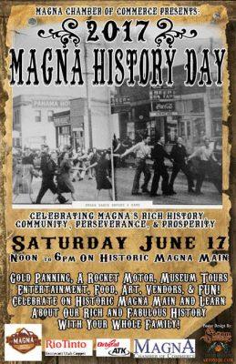 Magna History Day