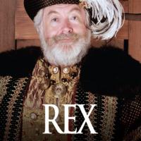 Michael Ballam as Henry VIII in REX