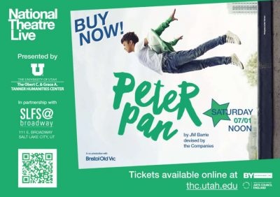 National Theatre Live Presents Peter Pan