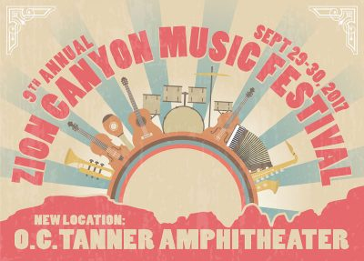 O.C. Tanner Summer Series: Zion Canyon Music Festival