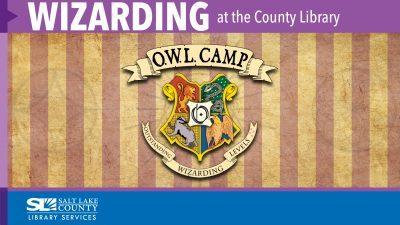 O.W.L. Camp at the County Library