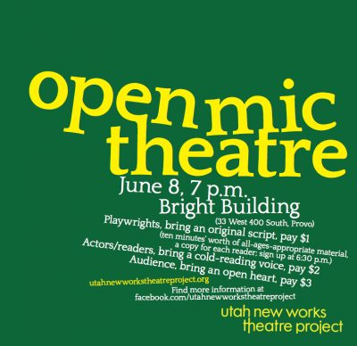 Open Mic Theatre