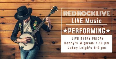 Red Rock Live