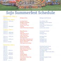 SoJo Summerfest SPARK Music Entertainment