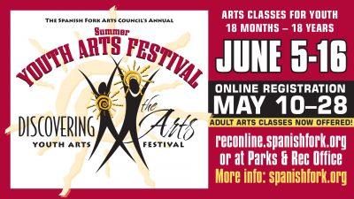 Spanish Fork Youth Arts Festival