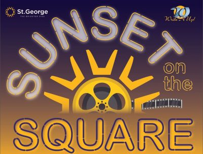 Sunset on the Square