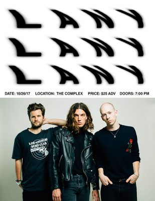 The Lany Tour Part 2