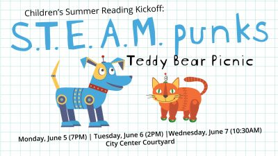 Teddy Bear Picnic: STEAMpunks