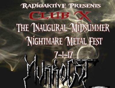 The Midsummer Nightmare Metal Fest