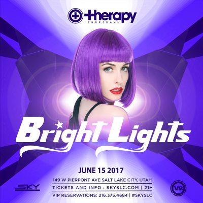 Therapy Thursdays: Bright Lights