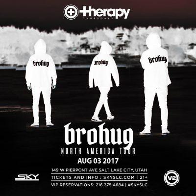 Therapy Thursdays: Brohug