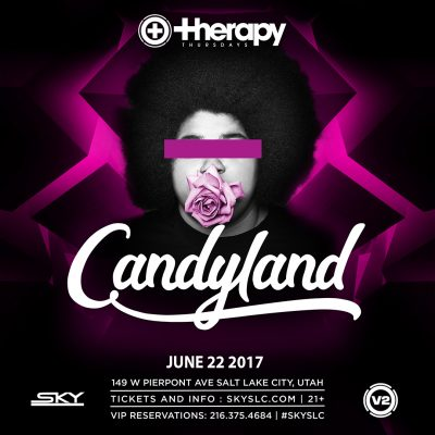 Therapy Thursdays: Candyland