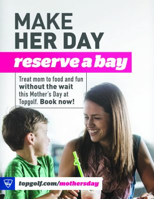 Topgolf Mother's Day