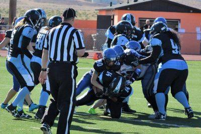 Utah Falconz Womens Football vs. Nevada Storm
