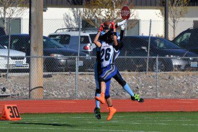 Utah Falconz Womens Tackle Football vs. Phoenix Phantomz