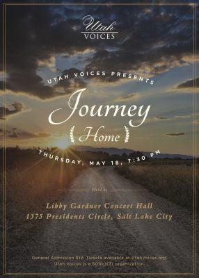 Utah Voices Presents Journey Home