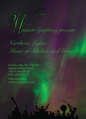 Wasatch Symphony's Northern Lights Concert