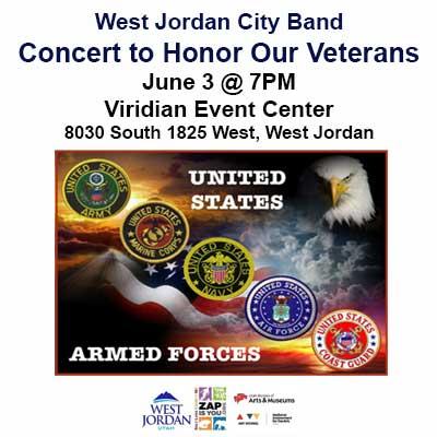 West Jordan City Band Concert