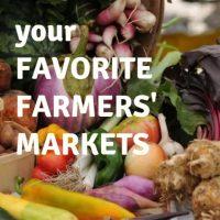 Wheeler Farm Summer Market