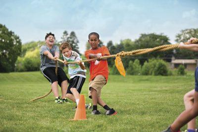 YMCA Healthy Kids Day Taylorsville