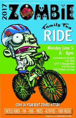 Zombie Family Fun Ride
