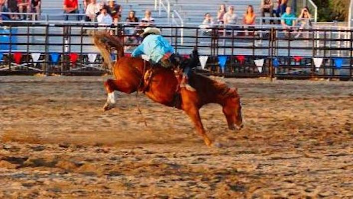 Riverton Town Days Rodeo Presented By Riverton City