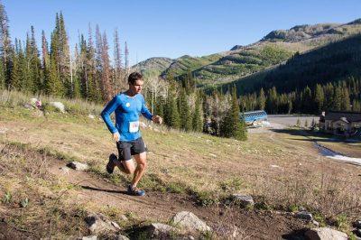 Vigor Solitude Mountain Resort Trail Series, Race #3