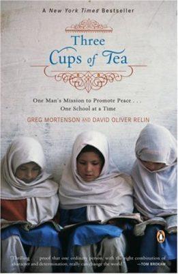 3000 CUPS OF TEA