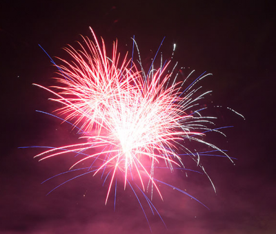 Thanksving Point's 4th of July Celebration