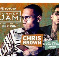 U92 Toyota Summer Jam ft. Chris Brown