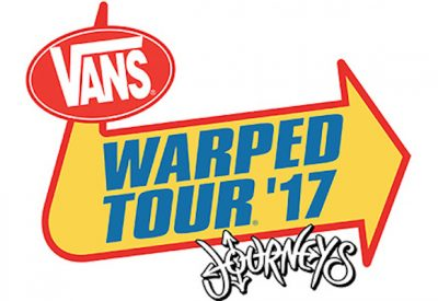 2017 Vans Warped Tour Presented by Journeys