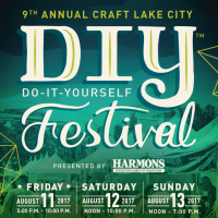 9th Annual Craft Lake City DIY Festival