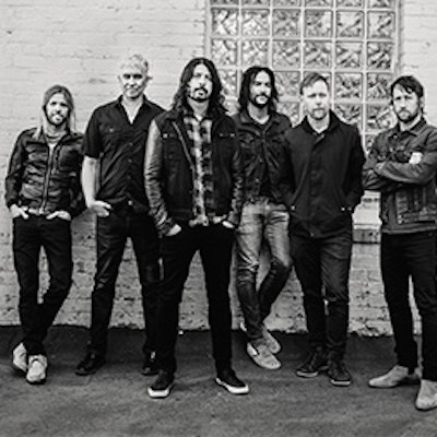 Foo Fighters Concrete And Gold Tour Presented By Vivint
