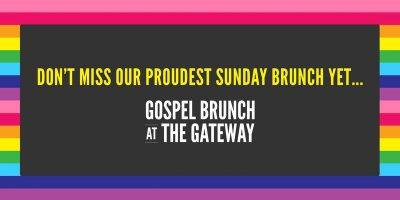 Gospel Brunch at The Gateway