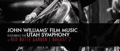 John Williams' Film Music featuring the Utah Symphony