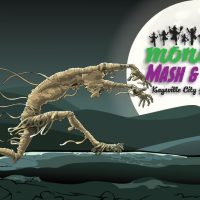 Monster Mash & Dash