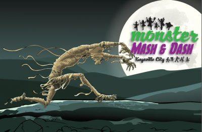 Monster Mash & Dash
