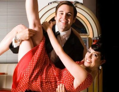 1940s and 1950s Swing Dance Class - Complete Beginners Welcome!