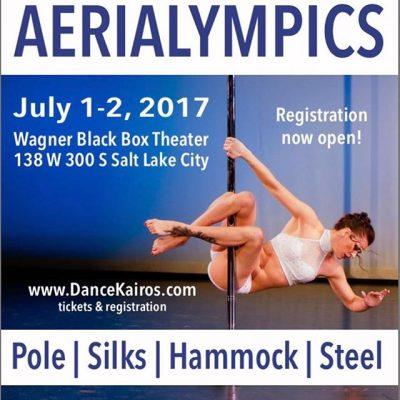 4th Annual Aerialympics