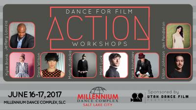 Action! Dance for Film Workshops