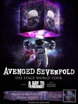 Avenged Sevenfold with A Day to Remember