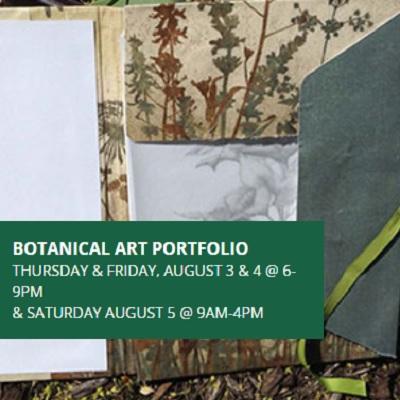 Botanical Art Portfolio