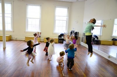 Broadway Babies - Dancing, Acting, Singing Camp for Ages 3 to 4!