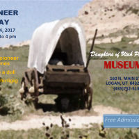 Cache Pioneer Museum July 24th Celebration