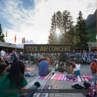 2018 Cool Air Concert Series