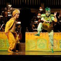 Enchantment Theatre Company Presents Scheherazade