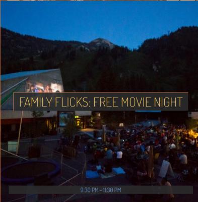 Family Flicks: Free Movie Night